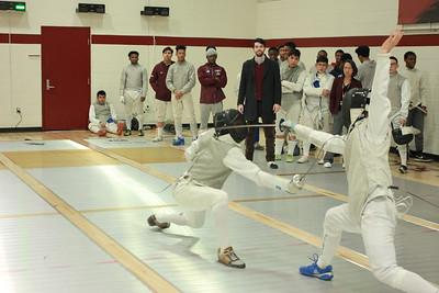 Fencing 2019 v Millburn