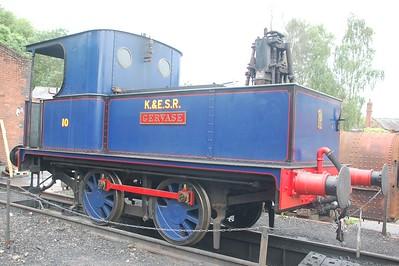 Elsecar Heritage Railway 2019