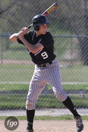 Southwest v Edison Baseball 4-23-09