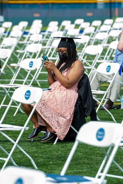 2021 Graduate Commencement Ceremony