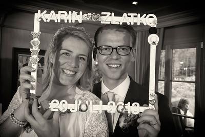 Zivile Hochzeit von Karin & Zlatko