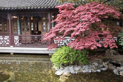 Lan Su Chinese Garden