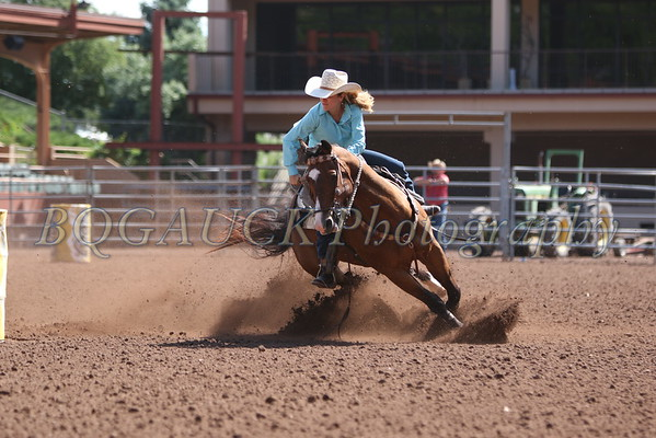 PPOB Barrel Racing Qualifications 2015