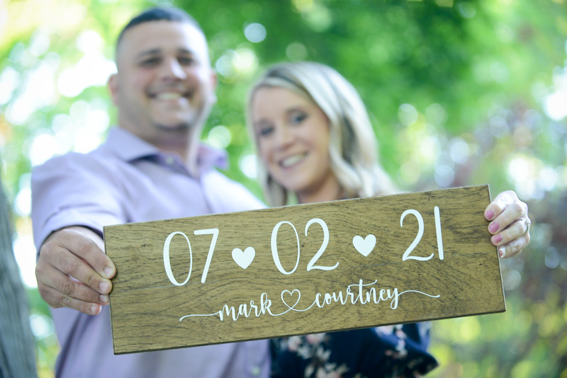 Courtney McDonald and Mark Cassese - June 17th 2020