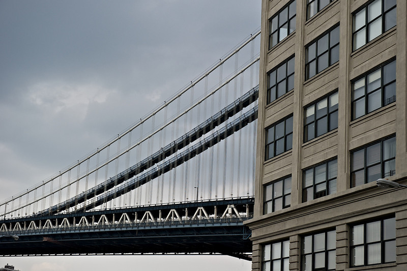 Manhattan Bridge, Brooklyn, New York 2011