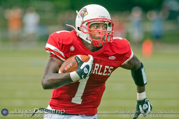 Youngstown Urseline HS @ St Charles Prep HS