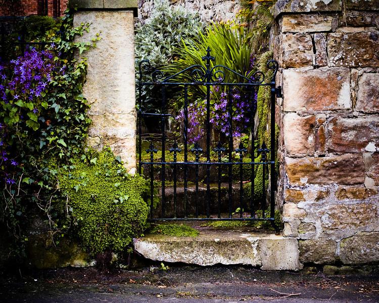 Warkworth, Northumberland UK