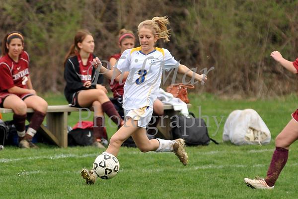Muhlenberg VS Central Girls High School Soccer 2010 - 2011