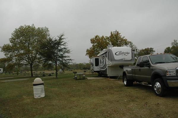 Journal Site 47: Bear's Den Resort, Grove, Oklahoma  -  October 16, 2006