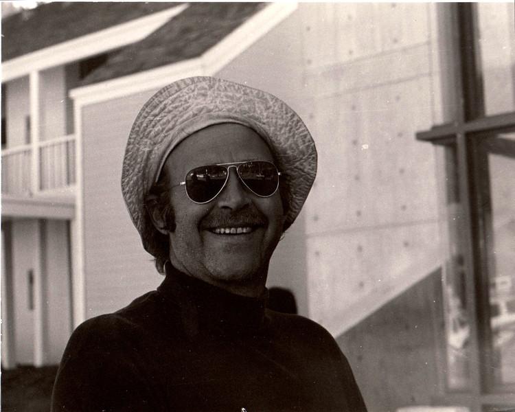 Cass Canfield. 1974.