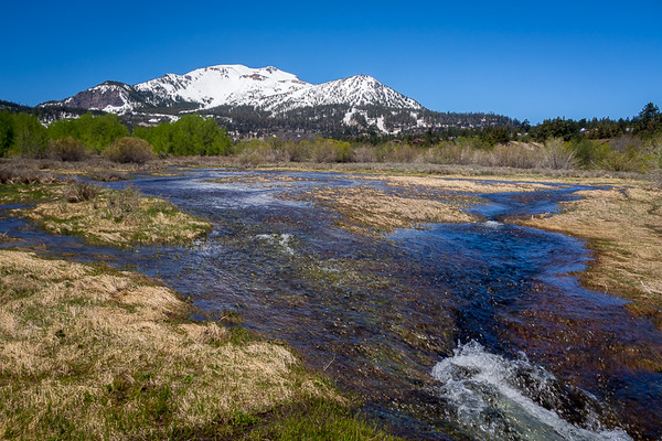 May 27 - Newly formed Snowcreek Lake, from snow runoff in Mammoth Lakes, CA.jpg