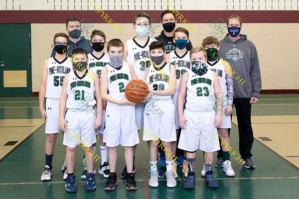 PR Basketball 5th