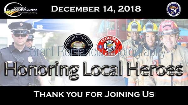 Good Morning Corona Dec 2018 Local Heroes