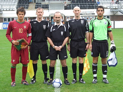 Portugal U17 v Israel U17 - 31/8/08