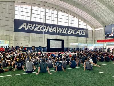 2021 Arizona 7 on 7 Camp