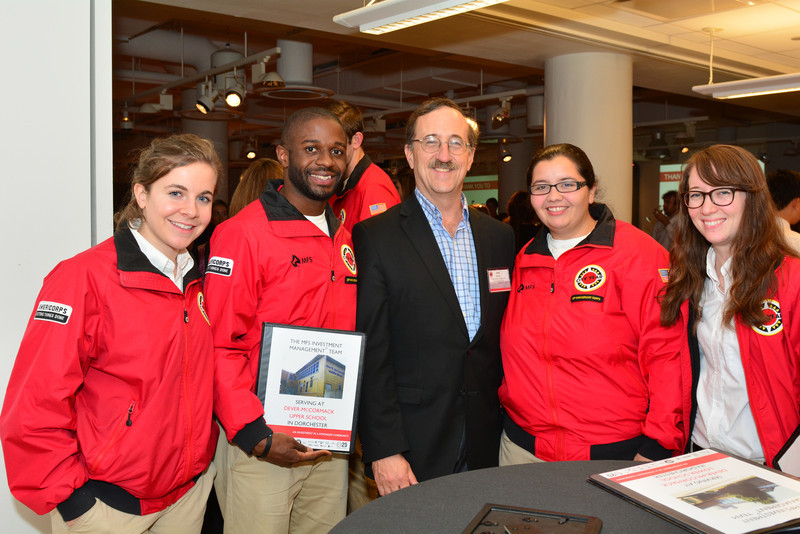 2013 City Year Boston Champions Reception