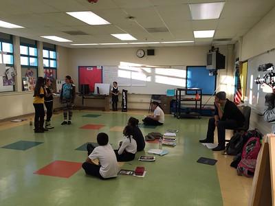 City Hearts Schools and Classrooms