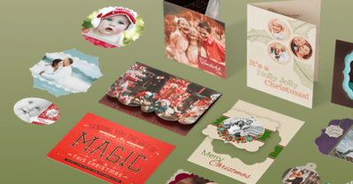 2018/11/14 Holiday Cards