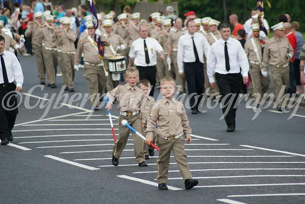 Ballysillan Memorial Parade