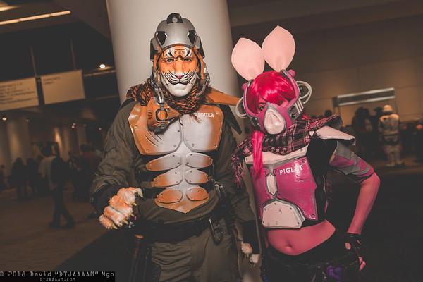 Denver Comic Con 2018 - Friday
