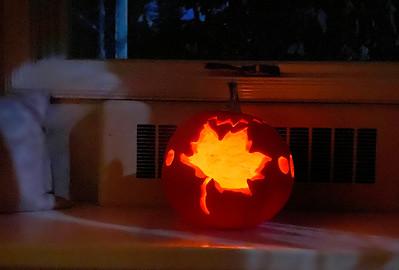 Jack O'Lanterns for Halloween 10-31-20