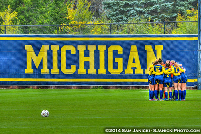 Michigan Soccer 2014