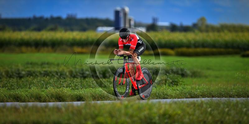 Championnats canadiens maîtres sur route | Série Mondiale Gran Fondo UCI  -  CONTRE LA MONTRE