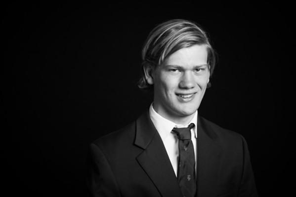 Christian, Senior Portraits
