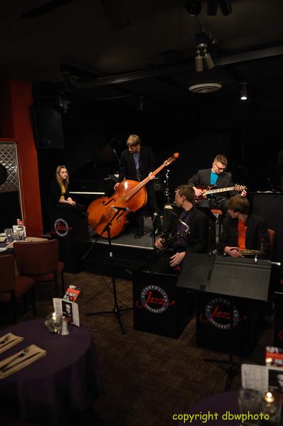 Horizon High School Jazz at Dazzle's