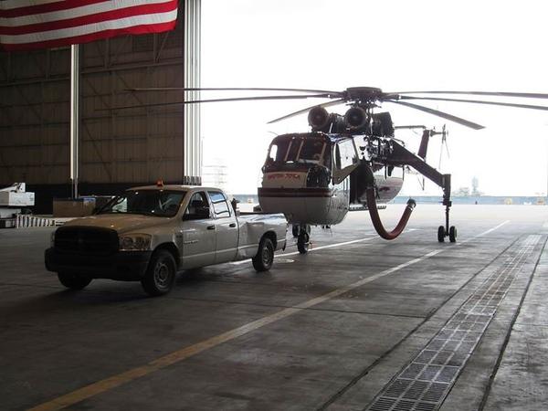 Sikorsky CH-54B Tahre