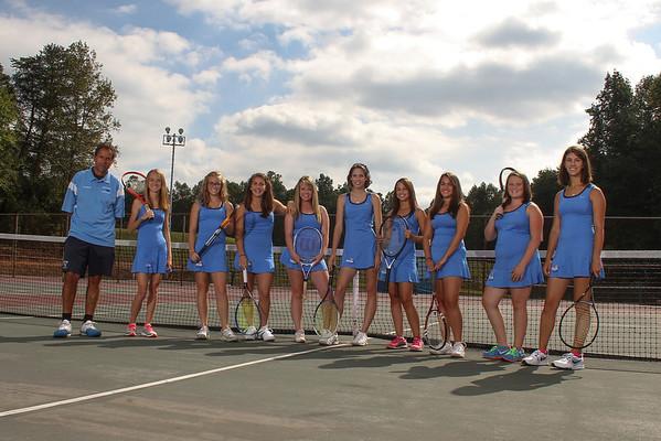 Women's Tennis 2013