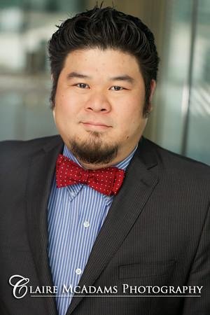HEADSHOTS: Eric Tung