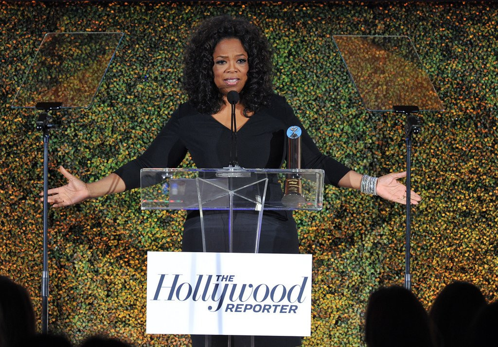 ". <p>33. OPRAH WINFREY <p>Not even she is watching the Oprah Winfrey Network anymore. <p><b><a href=\'http://www.contactmusic.com/story/oprah-winfrey-network-troubles-almost-sent-me-into-nervous-breakdown_3815444\' target=""_blank\""> HUH?</a></b> <p>    (Vince Bucci/Invision for The Hollywood Reporter/AP Images)"