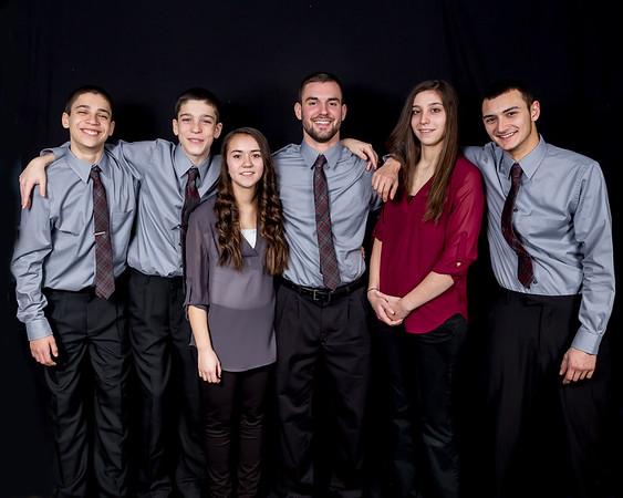 The Tesch Family