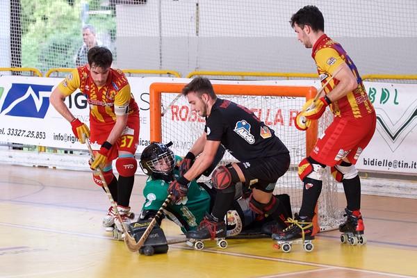 Finale Federation Cup: UVP Bassano vs Hockey Sarzana