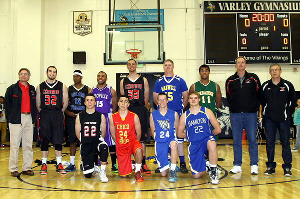 Boys Northern Section Basketball All-Star Game