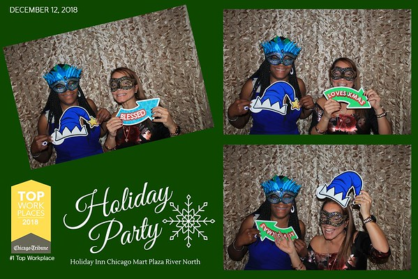 "Holiday Inn Chicago Mart Plaza River North ""Holiday Party 2018"""