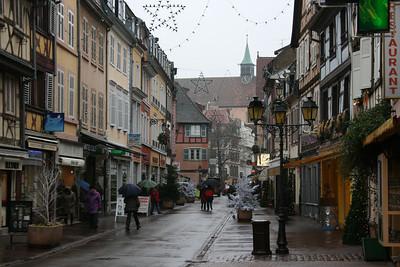 Weihnachtsmarkt Colmar 11. und 12. Dezember 2008