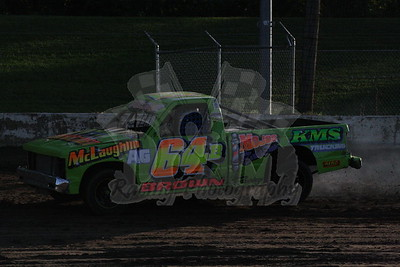 7/8 CJ Speedway