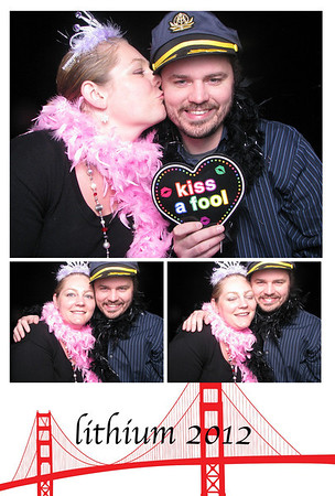 12-14 Westin St Francis Hotel - Photo Booth
