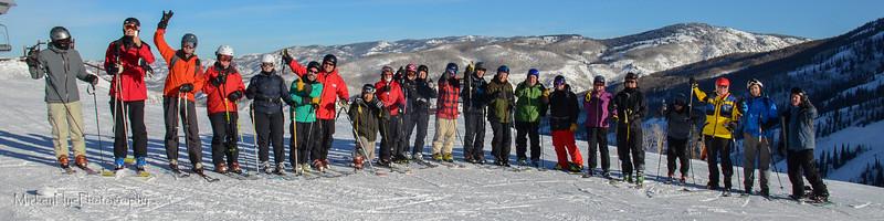 01-19-17 Day2 Ski day-Blue Bird
