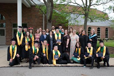 iSTEM 2021 Graduation