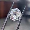2.04ct Octagonal Flat Cut Diamond GIA K SI1 13