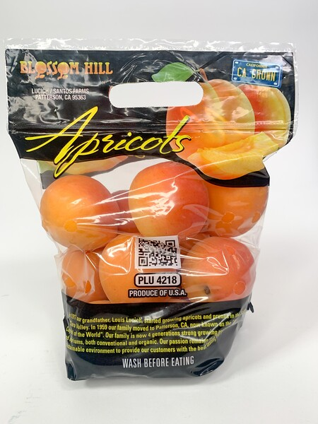 Apricot Bag