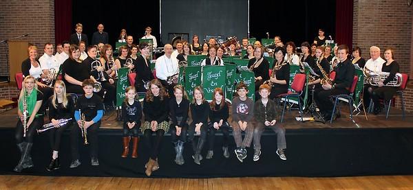 20120226 Jeugd en Vreugd fanfare Den Eel