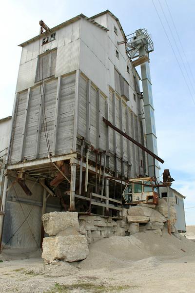 """Got gravel? - Quarry along Route 47, Illinois"" - Daily Photo - 07/26/13"