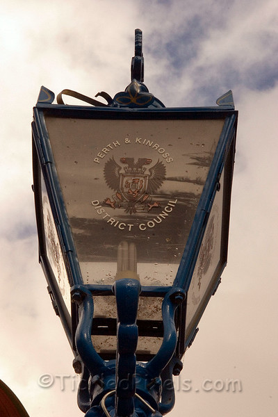 City of Perth Lamppost