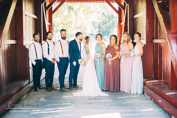 Autumn and Jared Spriggs Wedding