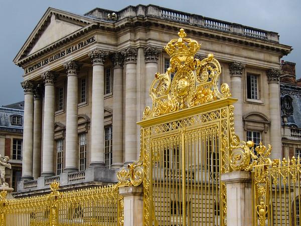 Versailles, June 2011