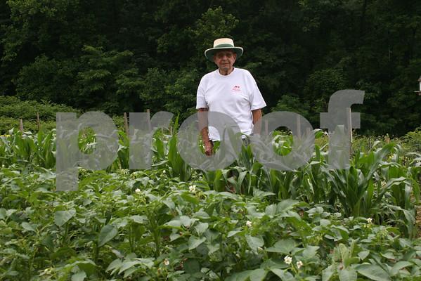 A.M. Webb's Garden - June 2007